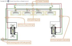 i need a diagram for wiring three way switches to multiple lights(4 wiring diagram for three way switch with multiple lights wiring diagram without commentary