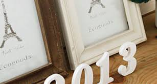 decorative wooden letters words wall decor vintage number initial wood