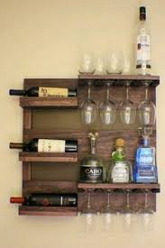 pallet wall wine rack. Rustic Dark Cherry Stained Wall Mounted Wine Rack With Shelves And Decorative Mesh, Liquor Shelf Cabinet Pallet W