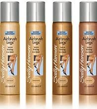 Sally Hansen Airbrush Legs Color Chart Make Up For Legs Suddenly Bare Legs In Winter Are All The