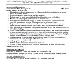 Resume For Property Management Job Famous Property Management Duties Resume Tags Property Property 56