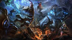 Cool League of Legends Wallpapers - Top ...