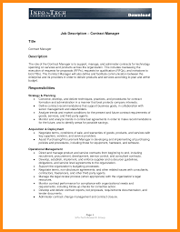 Job Contract Template Software Contract Template With 24 Job Description Sample Pdf Actor 15