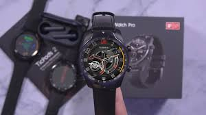 Mobvoi <b>Ticwatch Pro 2020</b> Review - Dual Display Smartwatch With ...