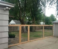 How To Build A Hog Wire Fence Cool Hog Wire Fence Panels Gate How To