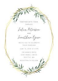 Wedding Cards Template Custom Wedding Invitations Template Create Wedding Photo Invites