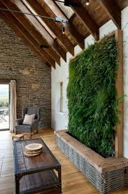 Living Walls Vertical Gardens Boatpeoplevintage06 Living Wall Planters  Superb Diy Living Wall Indoor 2 View In Gallery Indoor Living