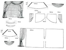 Curtain Sewing Patterns Classy Swag Curtain Patterns Valance Swag Rod Pocket Lace Patterns Fishtail