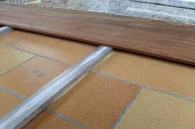 Pavimentazione Balconi Esterni : Pavimenti in legno per esterno terrazze con parquet