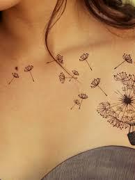 Pin Uživatele Jindra Parisová Na Nástěnce Tetování Pusteblume