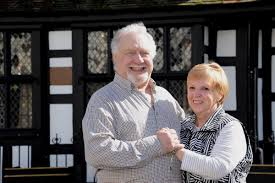David and Maria Summers from Hereford can finally be reunited after visa  row   Hereford Times