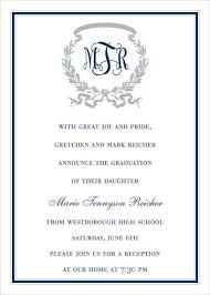 Formal College Graduation Announcements Formal Graduation Invitations Magdalene Project Org
