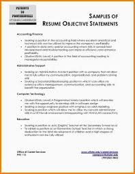 74 Resume Objective Statement For Teacher Buy A Law Essay