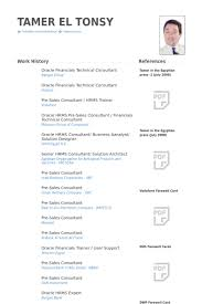 Oracle Financials Technical Consultant Resume samples