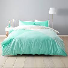 Colour Block Quilt Cover Set | Block quilt, Quilt cover and Bedrooms & Colour Block Quilt Cover Set Adamdwight.com