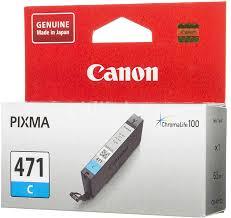 Купить <b>Картридж CANON CLI-471C</b>, голубой в интернет ...
