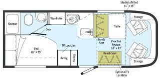 itasca rv floor plans trend itasca reyo rv floor plans