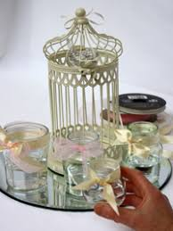 Decorating Jam Jars For Wedding Birdcage Wedding Centerpieces 83