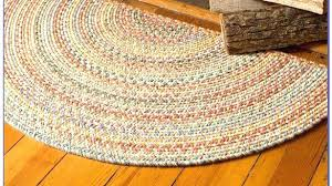 semi circular rug home interior perspective semi circle rug crochet pattern half elegant bath of semi