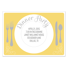 dinner party invites templates dinner cards templates rome fontanacountryinn com