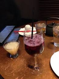 <b>lychee</b> martini and <b>5</b> spice sangria - Picture of Han Dynasty ...