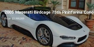 11 most expensive d maserati cars