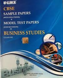 u like cbse sample papers for business studies class xii price in u like cbse sample papers for business studies class xii