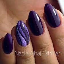 Purple Nails Nechty Gélové Nechty Nechty A Návody Na Nechty