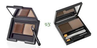 elf eyebrow kit medium vs dark. eyes lips face (e.l.f.) eyebrow kit elf medium vs dark