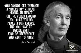 Jane Goodall Archives The Churning Amazing Jane Goodall Quotes