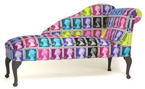 funky style furniture. postage stamp queen chaise longue funky style furniture n