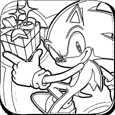 Small Picture Sonic The Hedgehog Coloring Pages Coloring Coloring Pages