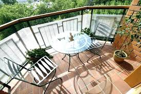 patio furniture for apartment balcony. Small Balcony Furniture Patio Sets For Balconies Table Tiny Outdoor Apartment Y