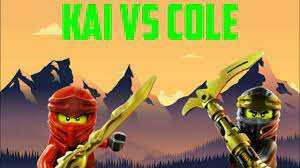 Kai VS Cole: A Lego Ninjago Stop Motion Film. - YouTube