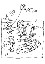 Modest Summer Coloring Sheets Design Gallery Ideas For Toddlers ...