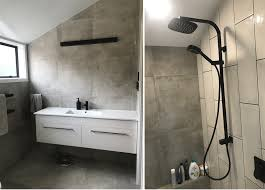 porcelain tiles can be used on floors and walls therefore you can use the