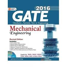Mechanical Engineering Textbooks Gate 2016 Mechanical Engineering Book