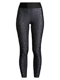 Ultracor - Ultra <b>High</b>-<b>Waist Leopard Print</b> Leggings - saks.com