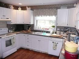 High Resolution White Laminate Kitchen Cabinets 3 Clients Black