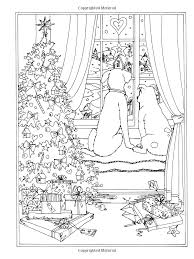 Small Picture Amazoncom Creative Haven Winter Wonderland Coloring Book Adult