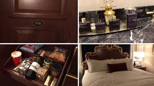 Made In America Bedroom Furniture Donald Trumps Flagship Hotel Rooms Are Crammed With Products Made
