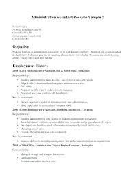 Sample Resume For Office Assistant Position Office Assistant Resume Sample Viragoemotion Com