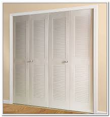 wallpaper bifold closet doors design ideas decors how to louver intended for louvered 18