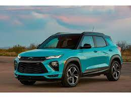 2021 Chevrolet Trailblazer Prices Reviews Pictures U S News World Report