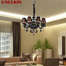 staircase light fixture large foyer modern pendant light stair candle crystal pendant lamp fixture staircase lighting
