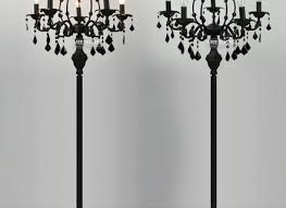modern crystal chandelier floor lamp black chandelier designs
