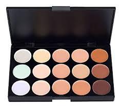 amazon coastal scents eclipse concealer palette concealers makeup beauty