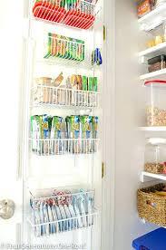 closet door organizers over the door pantry organizer the door pantry organizer kitchen bakers rack microwave