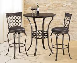 bistro piece compact dining set