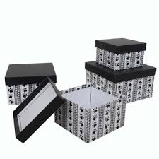 Decorative Holiday Boxes Cheap Nested Decorative Gift Boxes Wholesale find Nested 60